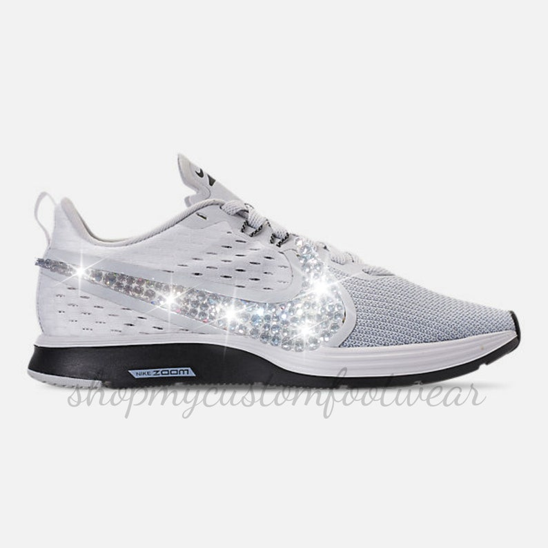 a862e5a1116 Nike zoom strike 2 premium running shoe customized with