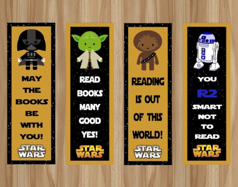 photograph about Star Wars Bookmark Printable called Star Wars Bookmarks, Star Wars Birthday, Star Wars Want, Star Wars Printable, Star Wars E book, Star Wars