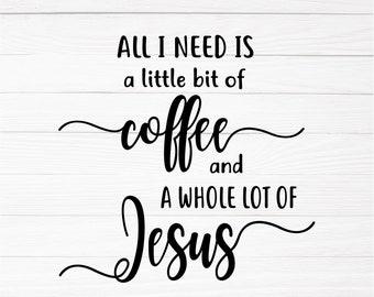 Whole Lot Of Jesus Etsy