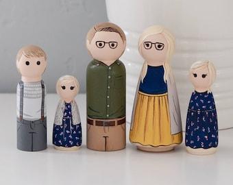 Custom Peg Family