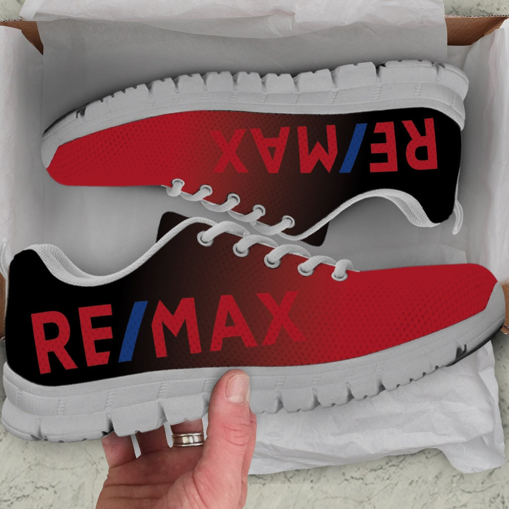 Re/Max Sneakers REMAX Shoes Custom Printed Sneakers Re/Max Womens Mens and Kids 665cd2