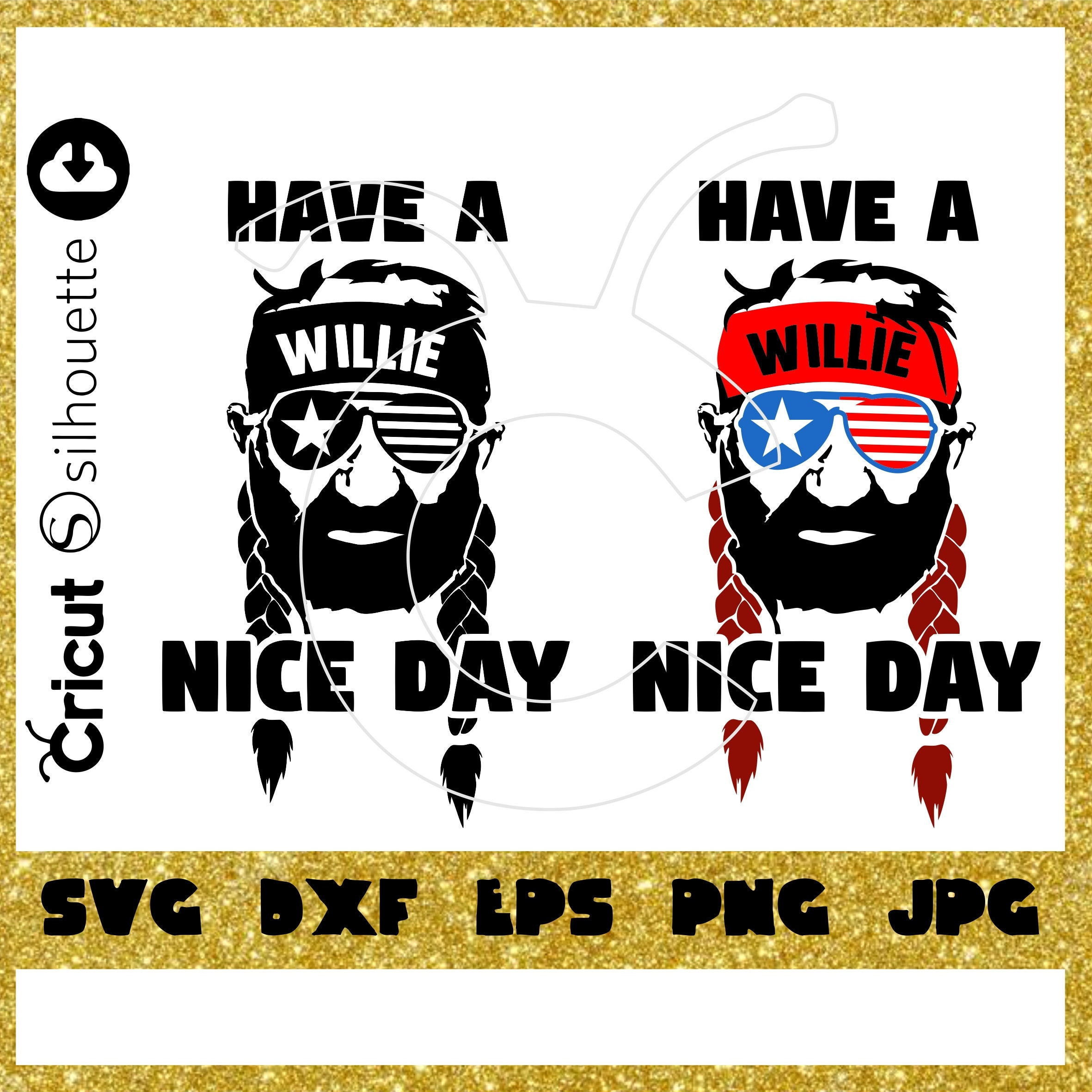 Willie Nelson Silhouette Svg Wwwtopsimagescom