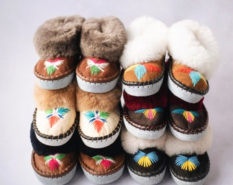 Lucky Dip Women's Sheepskin Slippers