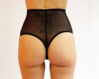 MINA Harness-Panty
