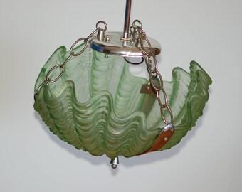 Lu Murano Kronleuchter ~ Schicke einfache glas kronleuchter lu murano silber spiegel finish