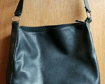 Genuine Sonoma black hand bag