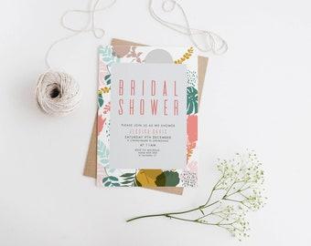 Bridal shower invitation etsy filmwisefo
