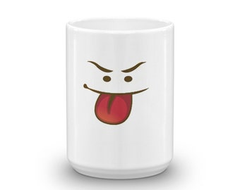 Funny Tongue Mug