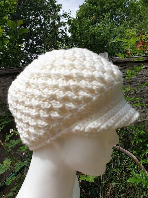 Vintage 70's Baker boy hat