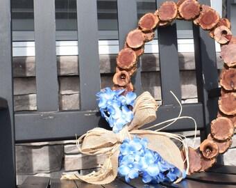 Rustic Cedar Wreath