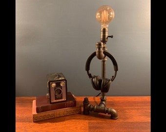 Headphone Stand Industrial
