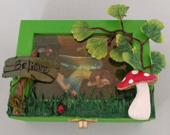 Fairy Wish Box