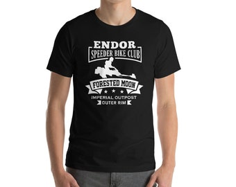 Endor Speeder Bike Club
