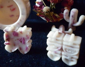 wedding happiness scented candle Apricot Freesia/traditional blessing word means lucky