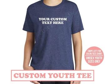 cbba8e9c custom youth shirt, custom kids shirt, personalized kids shirt, personalized  youth, youth custom tee, customized youth, make your own shirt