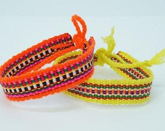 Fabric Bracelets (No.C-01)