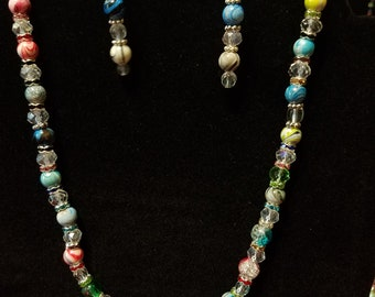 Hand Crafted One of a kind Jewelry Set