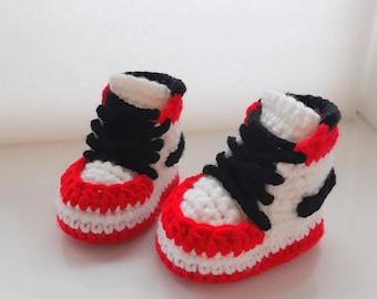 e3dc55c33 Crochet sneakers