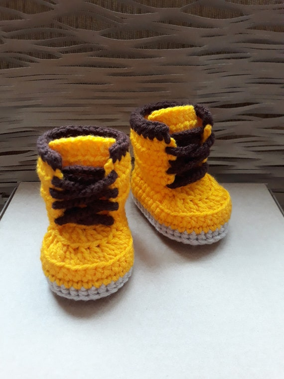Baby Construction Boots Baby Boy Work