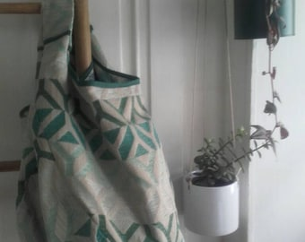 Jungle hobo handbag