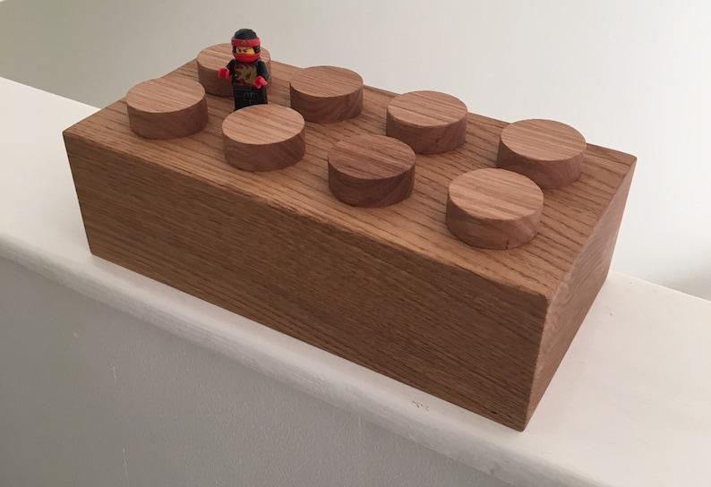 Giant Lego Brick Door Stop