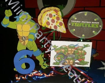 Teenage Mutant Ninja Turtles Centerpiece