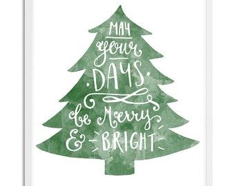 christmas printable etsy