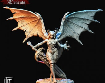 Succubus | Fiend | Blood for Blood | 32mm | Clay Cyanide