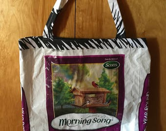 Recycled Tote