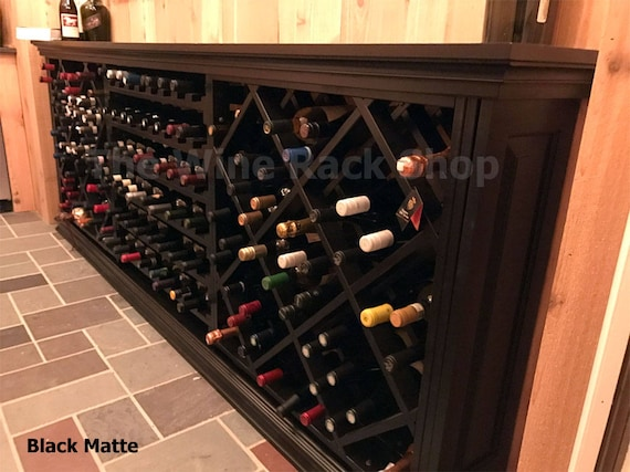Wood Wine Buffet Table Dining Room, Dining Room Buffet Table With Wine Rack