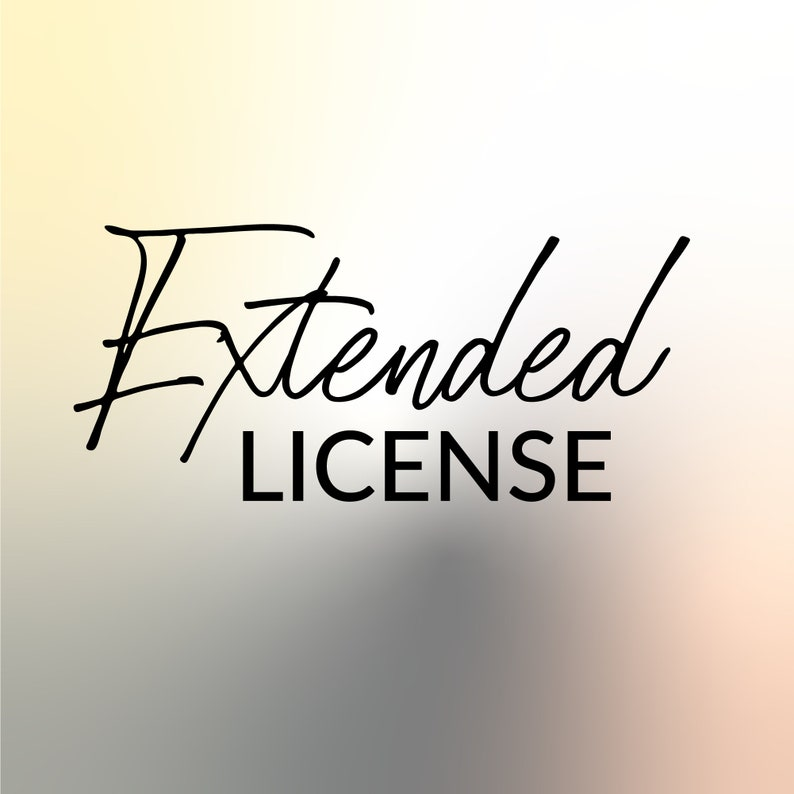 Extended License for 501 to 5000 Commercial Products for image 0