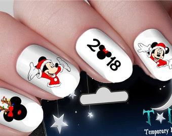 Disney nail art   Etsy
