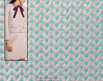 7398d707aa7 Jacquard fabric Gucci style