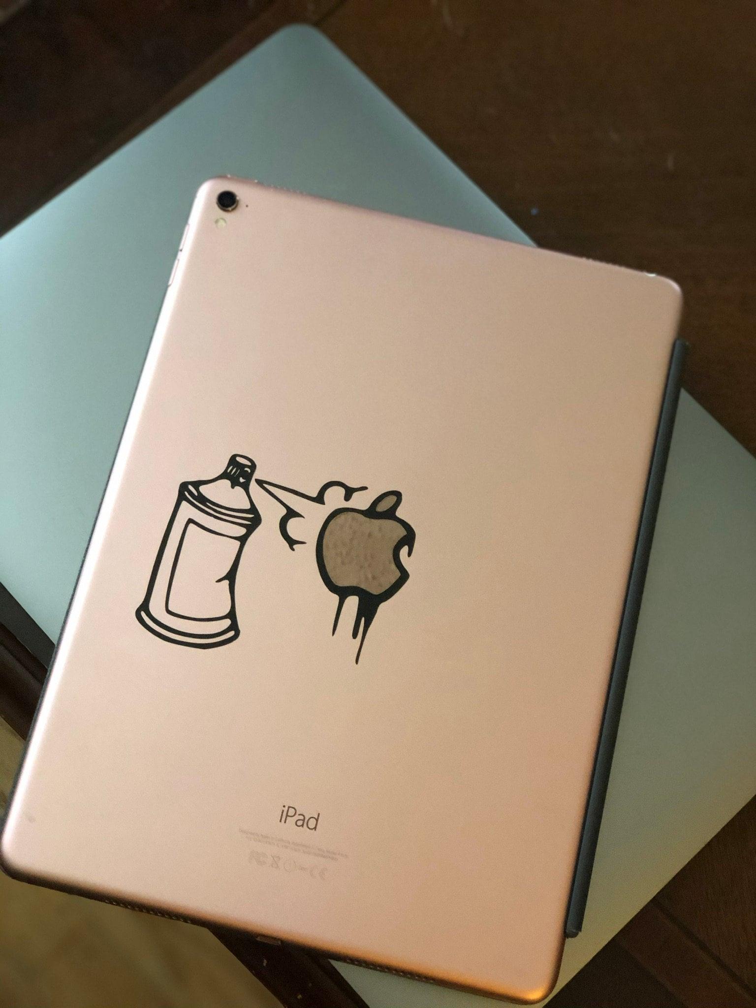 Apple Ipad Decal Spray Can Ipad Decal Spray Paint Can