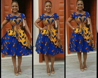 New Bridal Dress Ankara