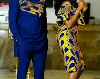 African Dresses Etsy