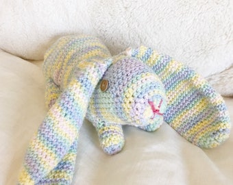 Crochet Easter Bunny, Amigurumi