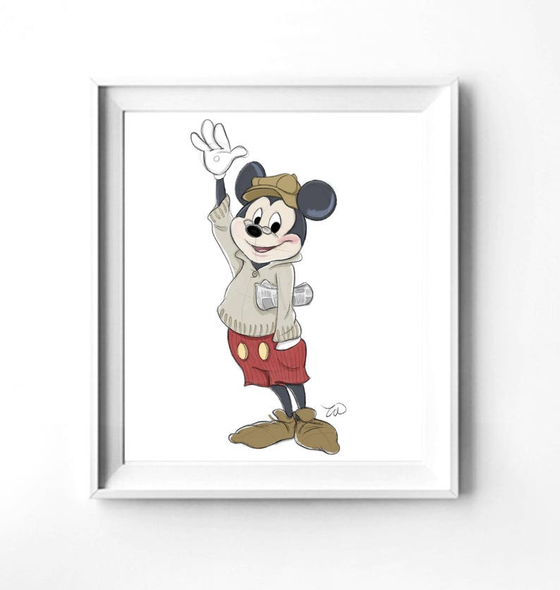 Mickey Drawings In 2019 Hoe Te Tekenen Tekenen Disney Tekenen