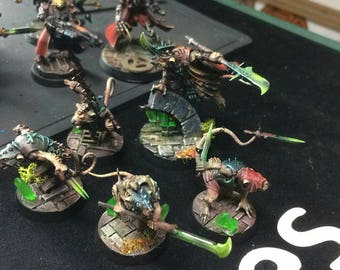 Shadespire Underworld Skaven Spiteclaw painted