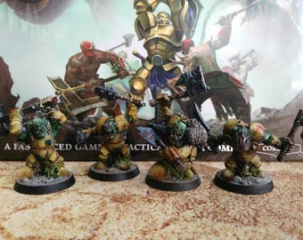 Shadespire Underworld IronJawz Painted