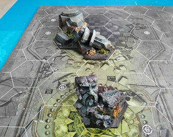 Shadespire Underworld Obstacle