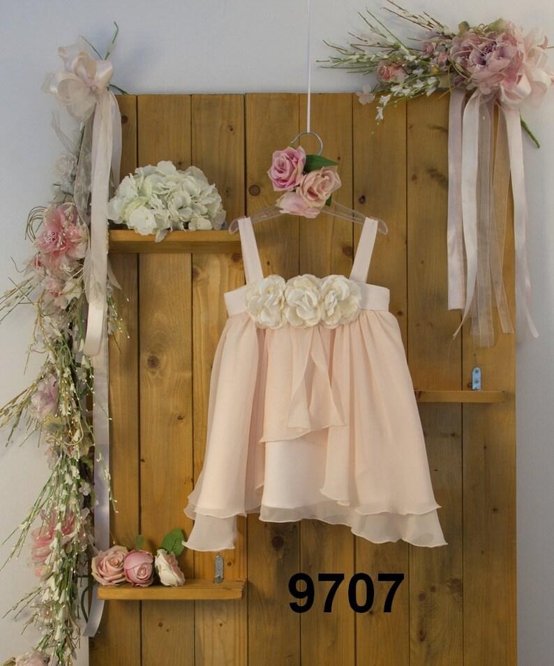 00073c20342 Christening attire for girls Βαπτιστικό φόρεμα | Etsy