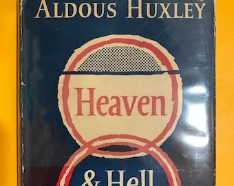 Heaven & Hell by Aldous Huxley 1956