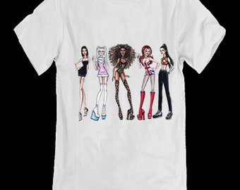 f31d46276ac Spice Girl Tour 2019 T shirt Girl Power