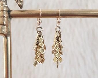 Golden Pride Earrings
