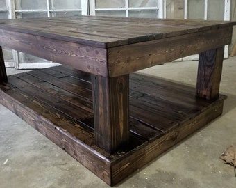 Pallet Coffee Table/Rustic Coffee Table/Coffee Table