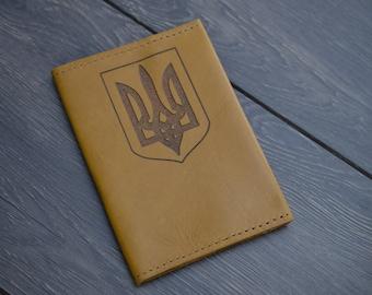 Passport holder passport cover leather passport wallet passport gift custom passport wedding personalize passport monogram engraved passport