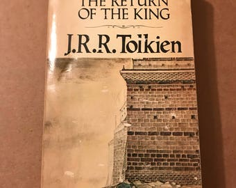 1978-Return of the King By JRR Tolkien