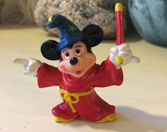 Walt Disney Mickey Mouse Sorcerer's Apprentice Toy