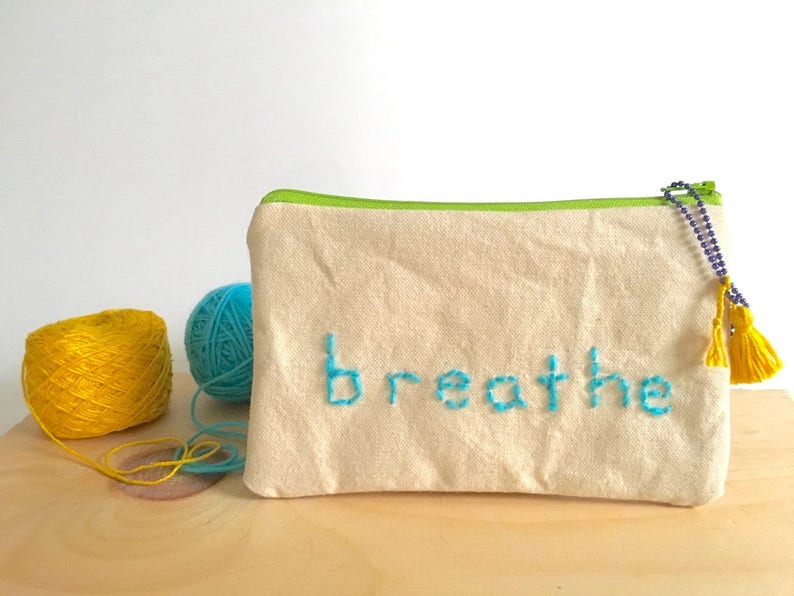 Breathe Empowering Pouch